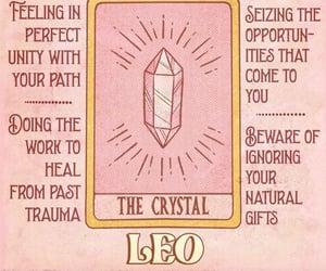 astrology, horoscope, and Leo image