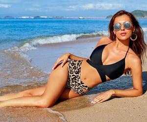 aesthetic, traveling, and bikini image