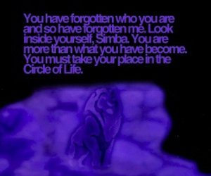 quote, the lion king, and cute image