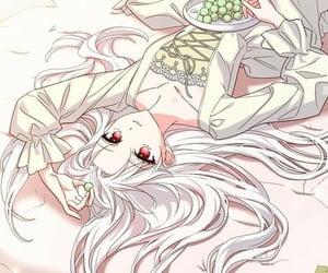 anime, anime girl, and webtoon image