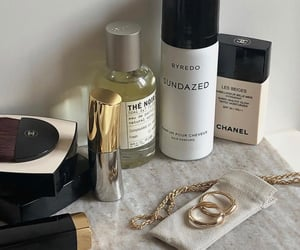 beauty, chanel, and neutrals image