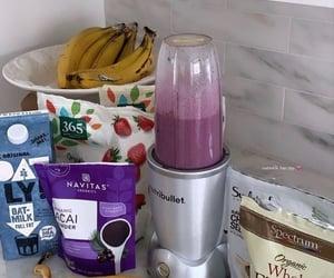 banana, food, and goals image