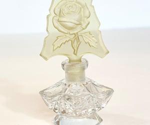 czechoslovakia, antique perfume, and etsy image