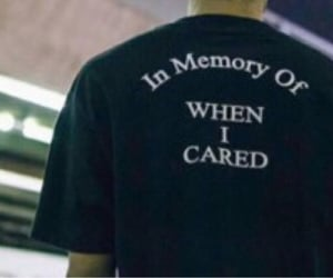 care, grunge, and memory image