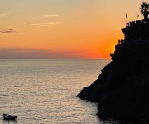 beautiful, horizon, and landscape image