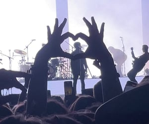 fans, heart, and proud image