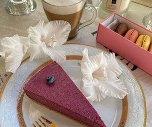 Algeria, cake, and coffee image