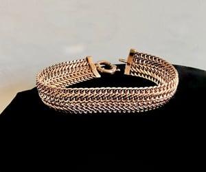 bracelets, vintage jewelry, and vintage bracelet image