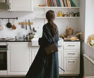 fashion, minimal, and neutral image