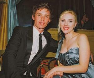 2008, eddie redmayne, and Scarlett Johansson image