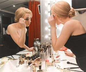 beauty, Dolce & Gabbana, and Scarlett Johansson image