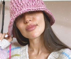 cosy, bucket hat, and designs patterns image