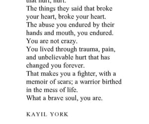 crazy, kayil york, and fighter image