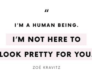 beauty, empowering, and quote image