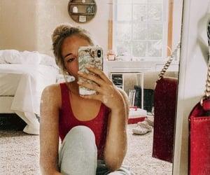self shot and selfie image