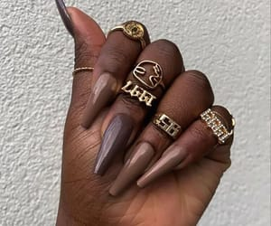 nailpolish and nails image
