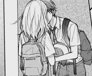 anime, manga girl, and ️anime love image