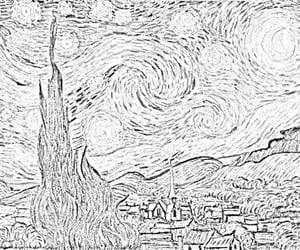 Adult, etsy, and landscape image