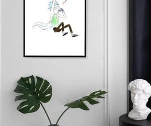 art prints, cartoon network, and etsy image