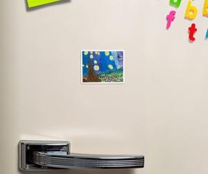 magnet, art, and artwork image