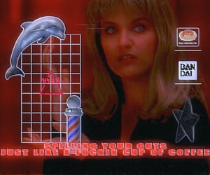 cassette, Laura Palmer, and vibe image
