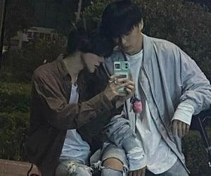 ulzzang, ulzzang couple, and ulzzang asian image