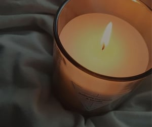 aesthetics, candle, and details image