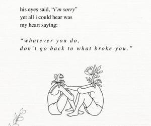 broke, sad, and cool image