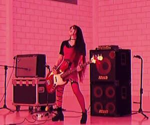 bass, gif, and bassist image