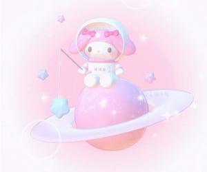 kawaii, pink, and melody image