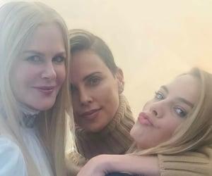 Charlize Theron, Nicole Kidman, and margot robbie image