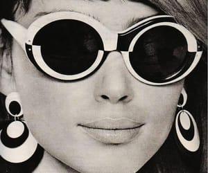 vintage, glasses, and pink image