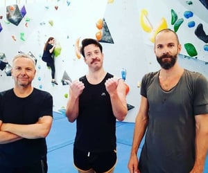 rammstein, paul landers, and oliver riedel image