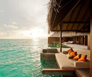 sea, relax, and paradise image