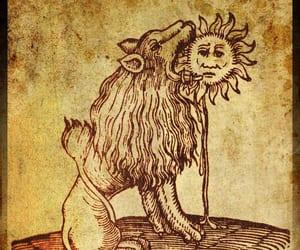 alchemy, Leo, and mercury image