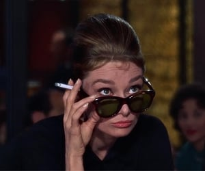 50s, aesthetic, and audrey image