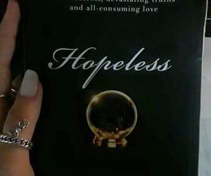 addiction, book, and hopeless image