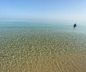 beach, vacay, and Libya image