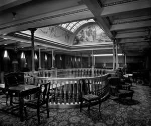 black and white, design, and victorian image