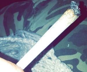 joint, smoke, and weed image