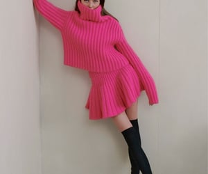 fashion, knitted, and fw2021 image