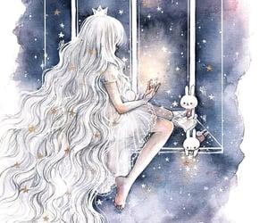 art, fairytale, and fantasy image