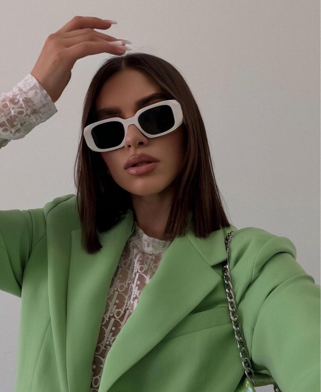 blazer, dior, and matcha image