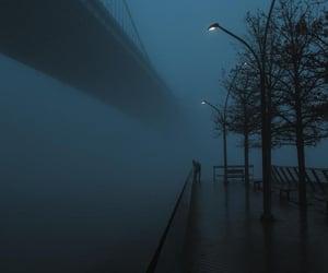 alone, human, and night image