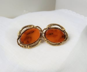 1960s, classy earrings, and etsy image