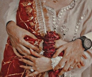 be mine, couple, and holding hands image