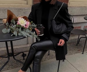 black, blogger, and chic image