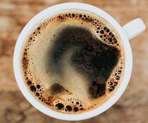bebida, cafe, and love image