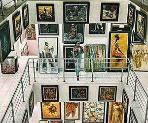 lagos, nigeria, and nike art gallery image