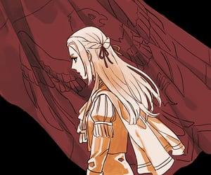 anime, fire emblem, and byleth image